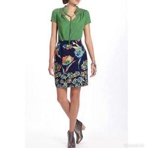 Anthropologie Tabitha dress size 10